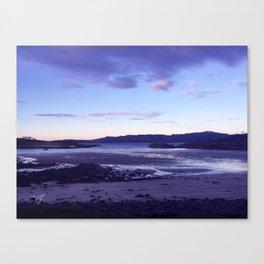 Sunset at  Loch Eil Canvas Print