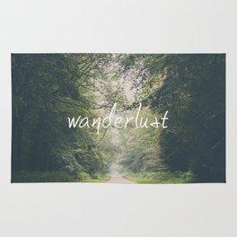 wanderlust ... Rug
