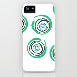 Ember Gins Knoll iPhone Case