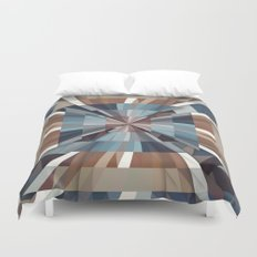 All This Time Duvet Cover