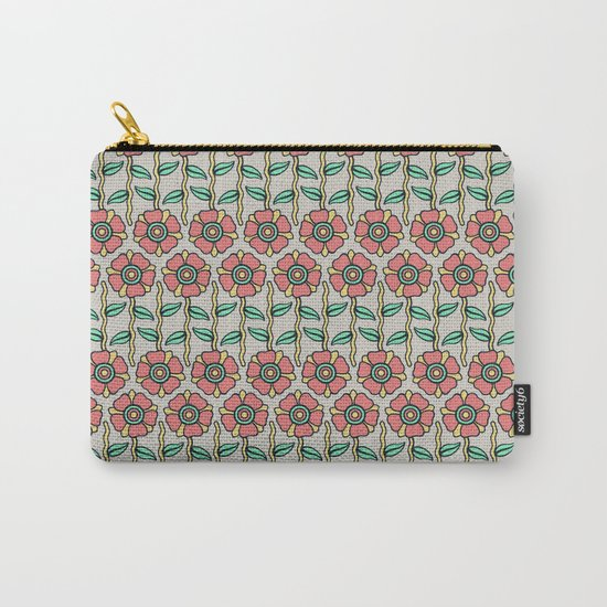 W/LDFLOWER Carry-All Pouch