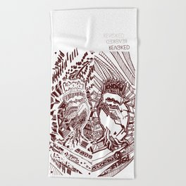 REVOKED Beach Towel