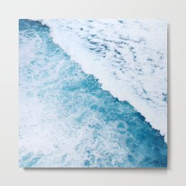 Heaven's Ocean Waves, Ocean Surf Metal Print