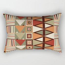 Savanna drums Rectangular Pillow