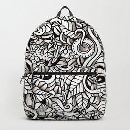 coffee doodle Backpack