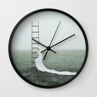 let it go Wall Clocks featuring Let go by Jovana Rikalo