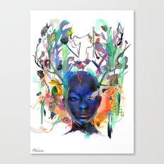 Seventh Sense Canvas Print