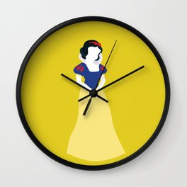 Princess Snow White Wall Clock