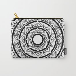 Coming in to Bloom Carry-All Pouch