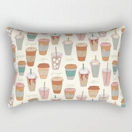 Latte Love Rectangular Pillow