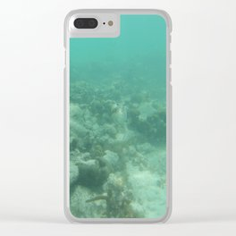 debajo Clear iPhone Case