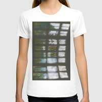 window T-shirts featuring Window by Aaron Carberry