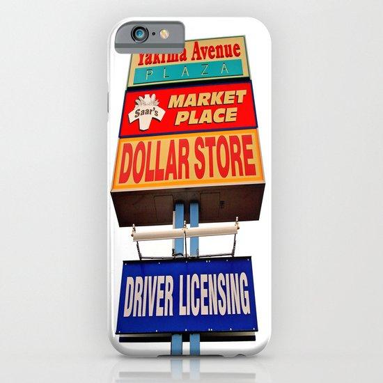 Tacoma Saar's iPhone & iPod Case