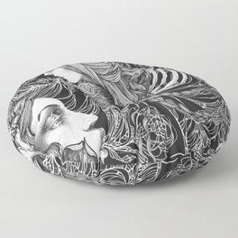 Brimming Thoughts Floor Pillow