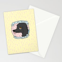 VERY ANXIOUS !!! Stationery Cards