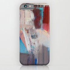 Abstract in Rust iPhone 6s Slim Case