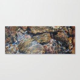 Cane Creek Canvas Print