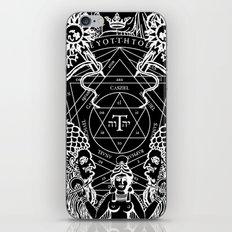 SIN OF IDOLATRY iPhone & iPod Skin