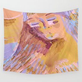Leg Up Wall Tapestry