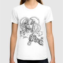 Robotical Working T-shirt