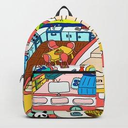 La Maison du Lapino Backpack