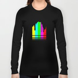 Black Out Long Sleeve T-shirt