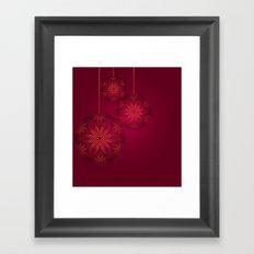 C1.3 CHRISTMAS Framed Art Print
