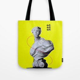 ART  STATUESQUE  Tote Bag