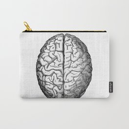 Brain Carry-All Pouch
