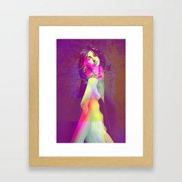 Her Sister Laura Framed Art Print