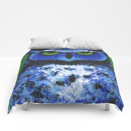 Oscar De La Strigl Comforters