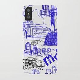 Manila iPhone Case