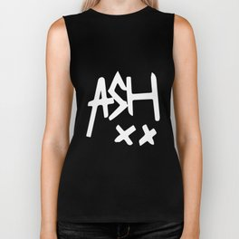 ASH Crop Top Tank Dope Music Band Irwin SOS Shirt Fresh Dope Biker Tank