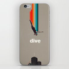 Dive Into My Soul iPhone & iPod Skin