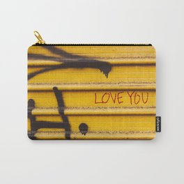 Love You, New York Carry-All Pouch