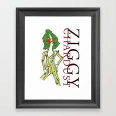 Ziggy Chardust Framed Art Print