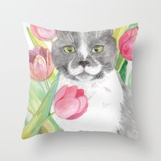 Thumper Throw Pillow
