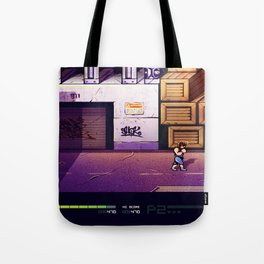 Doble Dragon 2 Tote Bag