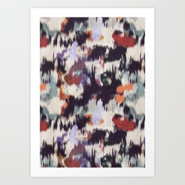 Abstract Flow Art Print