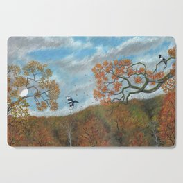Magpie Woods Cutting Board