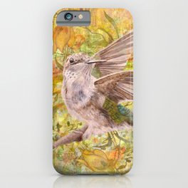 Spring Dance iPhone Case