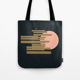 Remember that Pink Moon? Tote Bag