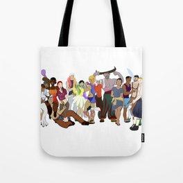 Pride Parade Tote Bag