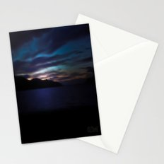 At the end of the island Stationery Cards