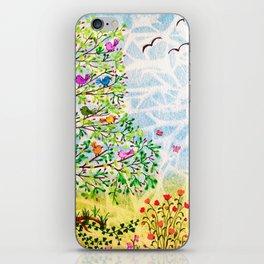 Family Tree iPhone Skin