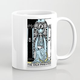 Modern Tarot - 2 The High Priestess Coffee Mug