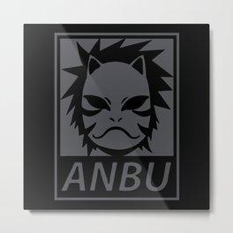 ANBU Metal Print