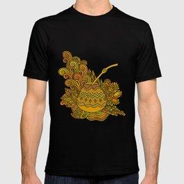 Yerba Mate In The Gourd T-shirt
