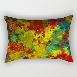 cheerful Rectangular Pillow