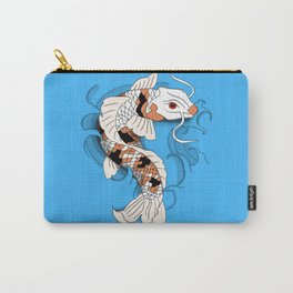 Koy fish Carry-All Pouch